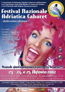 Festival Nazionale Adriatica Cabaret (XII edizione)