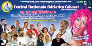 Adriatica Cabaret 6x3 2012