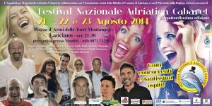 Adriatica cabaret 2014