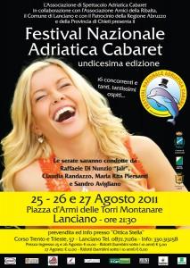 Festival Nazionale Adriatica Cabaret 2011